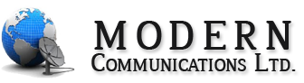 Modern Communications Ltd., Logo